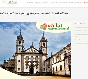 Notícia Creative Zone