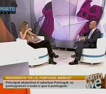 Entrevista Porto Alive – Porto Canal